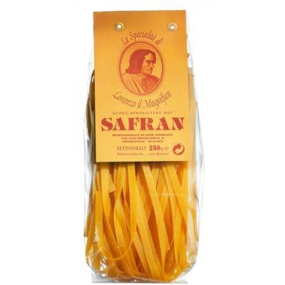 Tagliatelle mit Safran