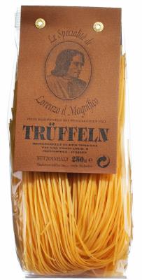 Tagliolini al Tartufo - mit Trüffeln